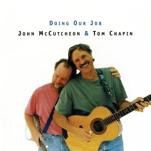 Doing Our Job (Live) de Tom Chapin