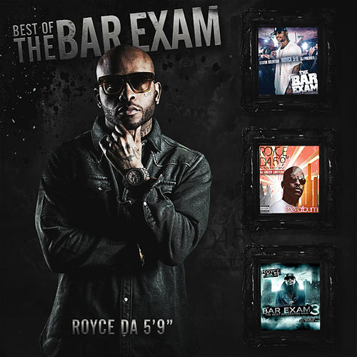 The Best of the Bar Exam de Royce Da 5'9