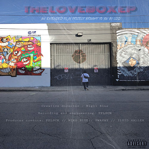 The LOVEBOX EP by CDZ