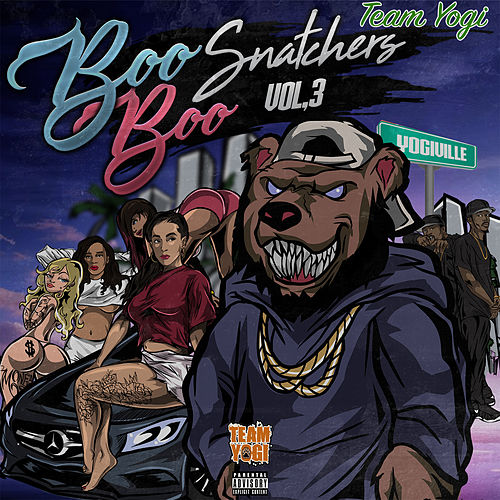 Boo Boo Snatchers, Vol. 3 by Team Yogi