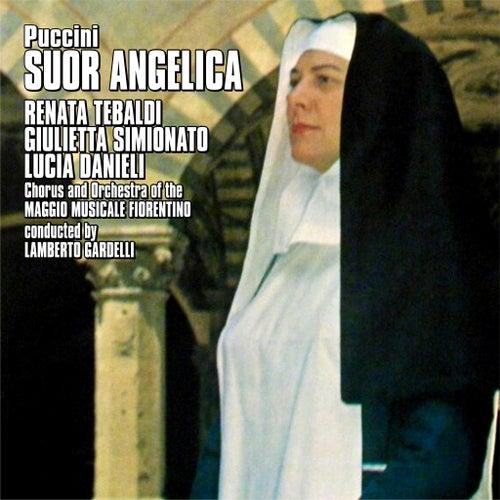 Puccini ; Suor Angelica de Renata Tebaldi