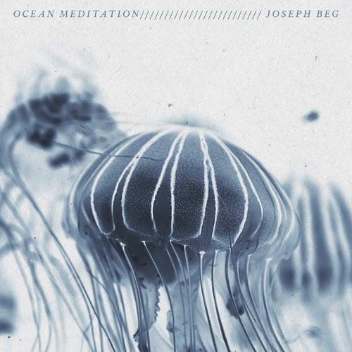Ocean Meditation van Joseph Beg