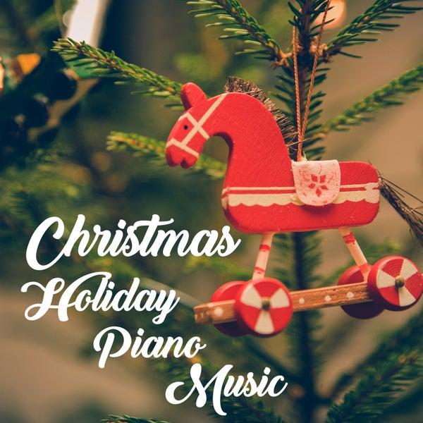Christmas Holiday Piano Music – New Age