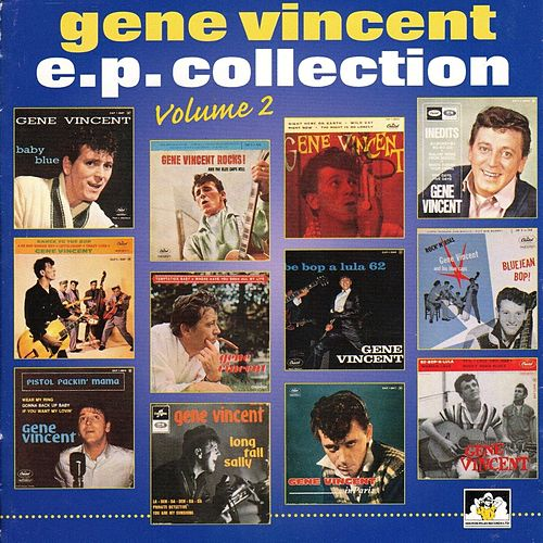 EP Collection Volume 2 by Gene Vincent