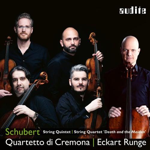 Schubert: String Quintet & String Quartet 'Death and the Maiden' by Quartetto di Cremona