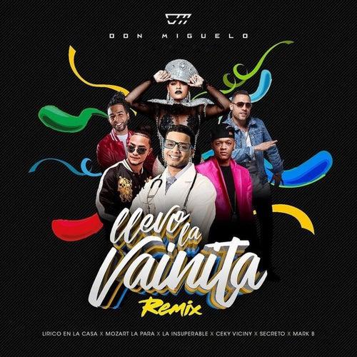 Llevo la Vainita (Remix) by Don Miguelo