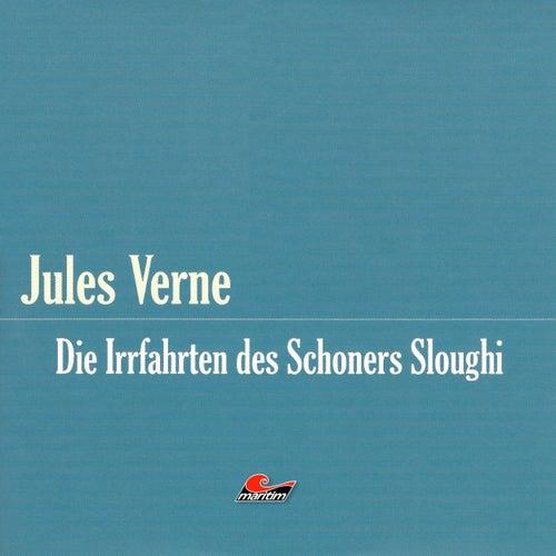 Die Irrfahrt des Schoners Sloughi (Hörspiel) von Jules Verne