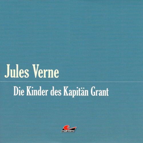 Die Kinder des Kapitän Grant (Hörspiel) von Jules Verne