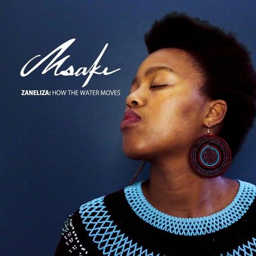 Zaneliza: How the Water Moves de Msaki