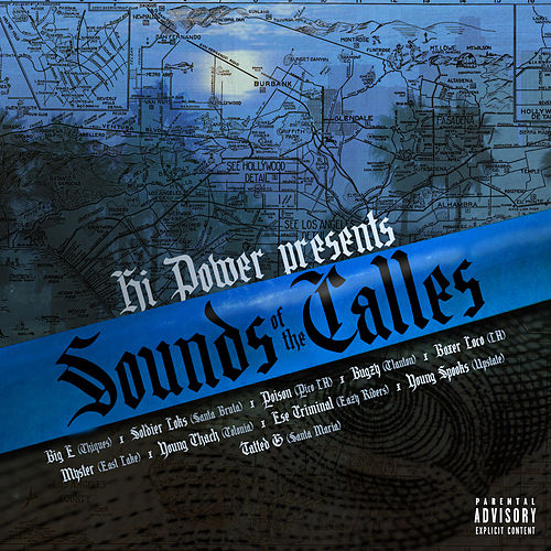Sounds of the Calles by Various Artists