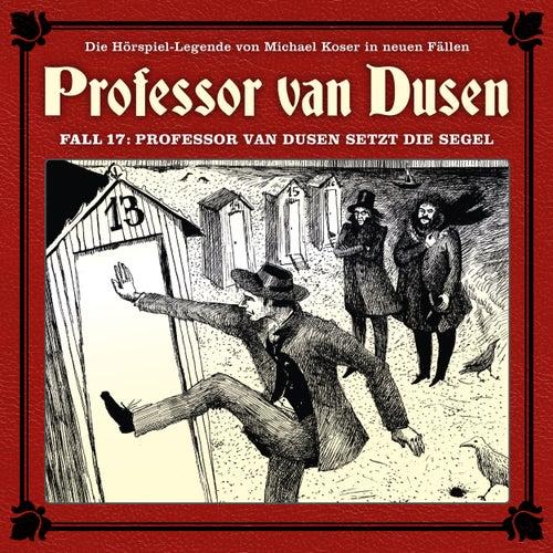 Die neuen Fälle, Fall 17: Professor van Dusen setzt die Segel von Professor Dr. Dr. Dr. Augustus van Dusen