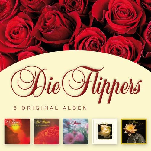5 Original Alben von Die Flippers