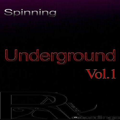 Spinning Underground, Vol.1 von Various