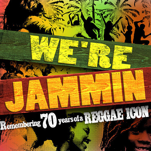 We're Jammin de Various Artists