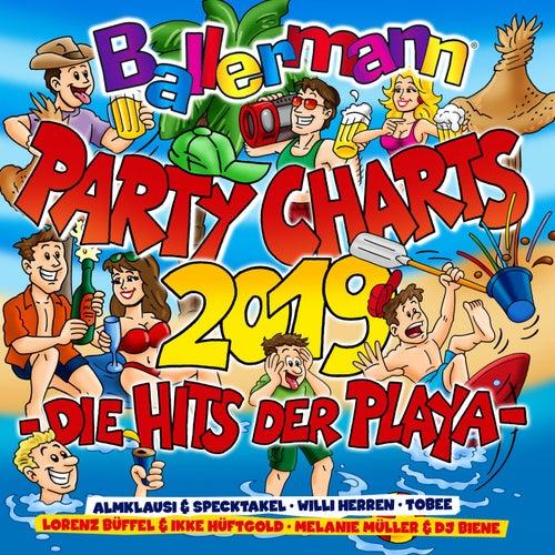 Ballermann Party Charts 2019 - Die Hits der Playa von Various Artists