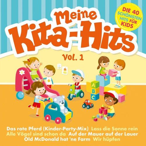 Meine Kita Hits, Vol. 1 - Die 40 schönsten Hits für Kinder by Various Artists