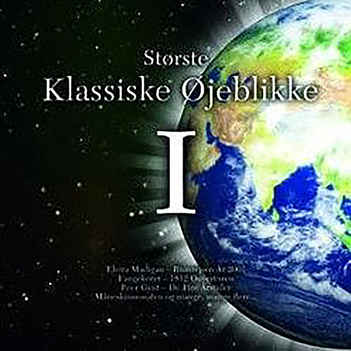 Største Klassiske Øjeblikke - Vol. 1 by Various Artists