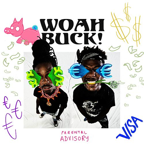 Woah Buck! von Highclass Hoodlums
