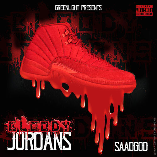Bloody Jordans de Saadgod