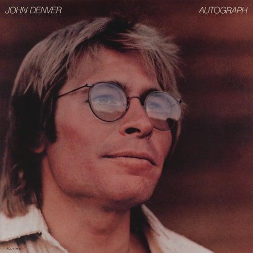 Autograph de John Denver