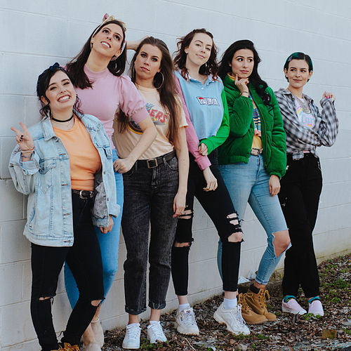Without Me / Cry Me a River by Cimorelli
