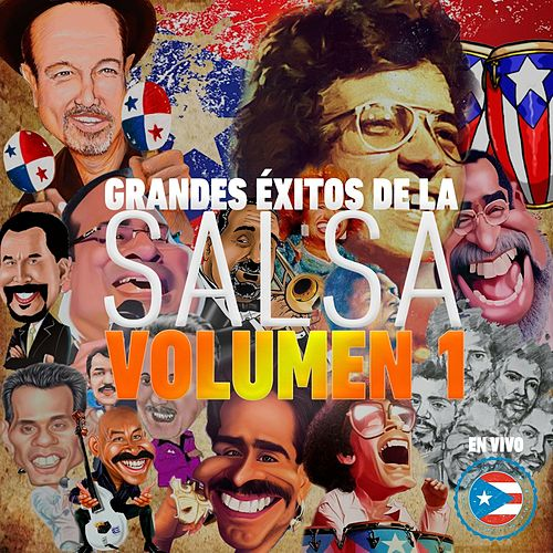 Grandes Éxitos de la Salsa, Vol. 1 (En Vivo) de Willie Colon