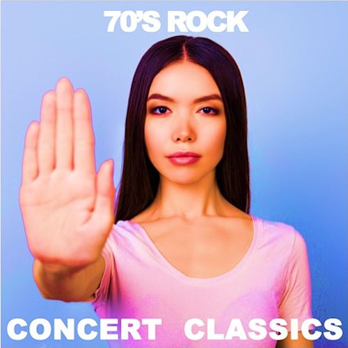 '70s Rock Concert Classics (Live) de Various Artists