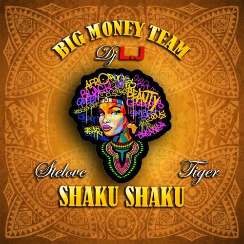 Shaku Shaku de The Tiger