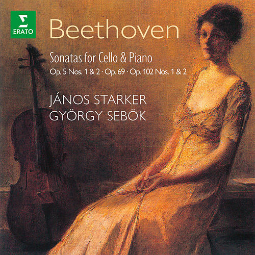 Beethoven: Complete Cello Sonatas by Janos Starker