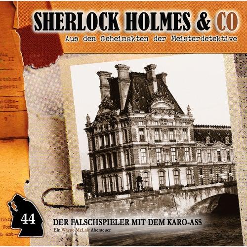 Folge 44: Der Falschspieler mit dem Karo-Ass von Sherlock Holmes & Co