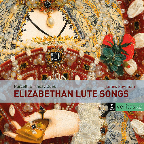 Elizabethan Lute Songs - Purcell: Birthday Odes for Queen Mary by Various Artists