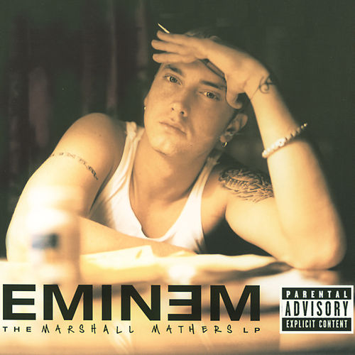 The Marshall Mathers LP de Eminem