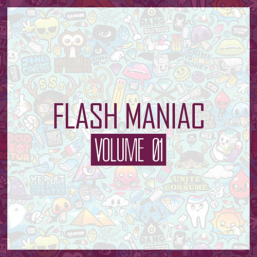 Flash Maniac, Vol. 01 - EP de Various Artists