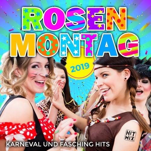 Rosenmontag 2019 (Karneval und Fasching Hits) von Various Artists