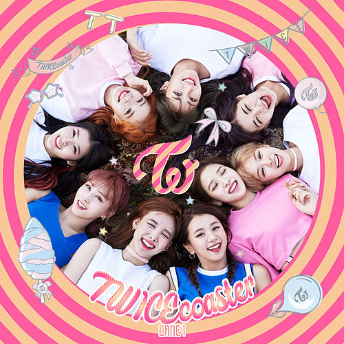 TWICEcoaster: LANE1 von TWICE