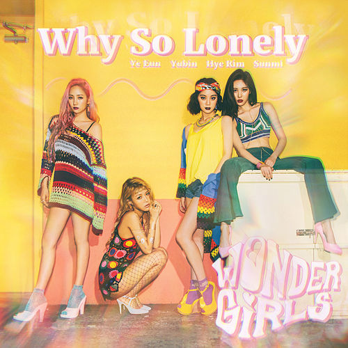 Why So Lonely by Wonder Girls
