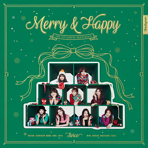 Merry & Happy von TWICE