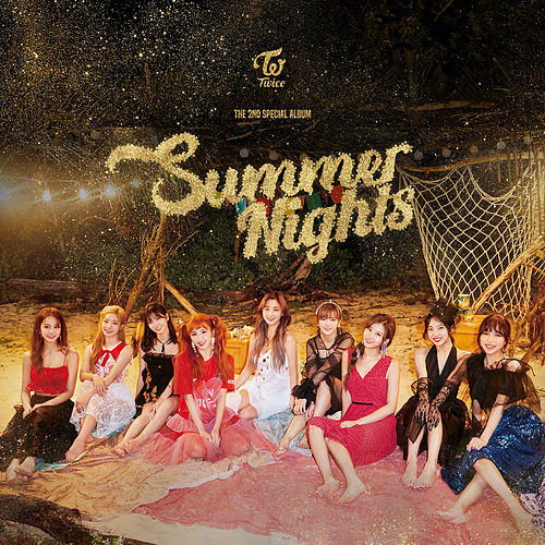 Summer Nights von TWICE