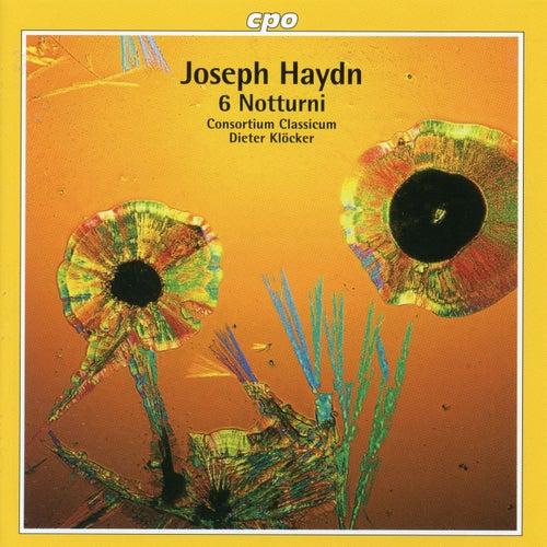 Haydn: 6 Notturni von Dieter Klöcker
