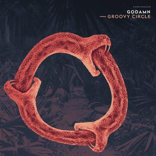 Groovy Circle by GODAMN