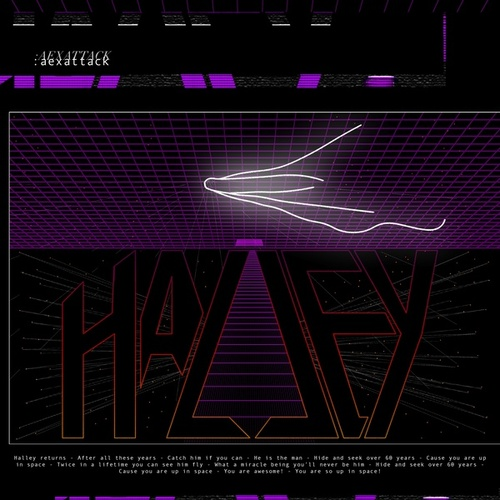 Halley by :Aexattack