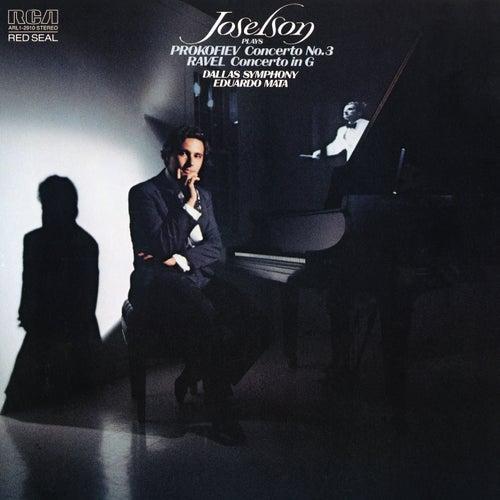 Prokofiev: Piano Concerto No. 3 in C Major, Op. 26 - Ravel: Piano Concerto in G Major, M. 83 de Tedd Joselson