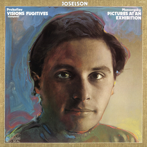 Prokofiev: Visions Fugitives, Op. 22 - Mussorgsky: Pictures at an Exhibition de Tedd Joselson