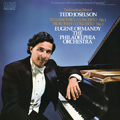 Tchaikovsky: Piano Concerto No. 1 in B-Flat Minor, Op. 23 - Prokofiev: Piano Concerto No. 2 in G Minor, Op. 16 de Tedd Joselson