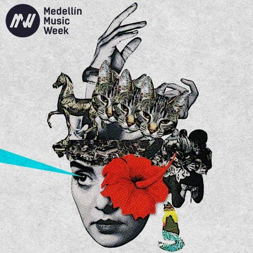 99V.A Medellín Music Week by Worst Behavior de Various