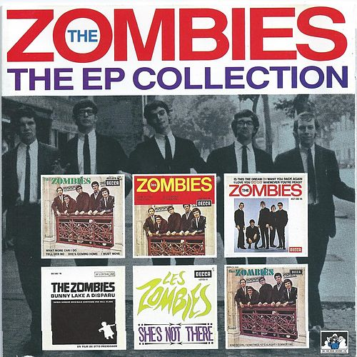 The EP Collection de The Zombies