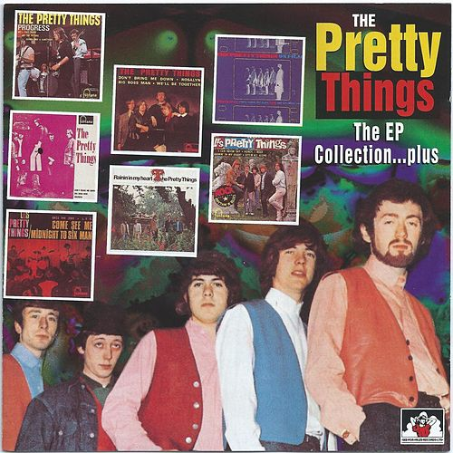The EP Collection... Plus by The Pretty Things
