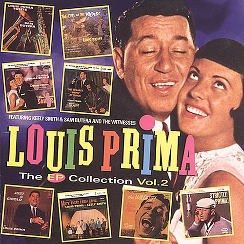 The EP Collection Vol.2 by Louis Prima