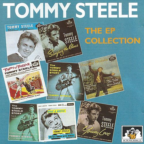The EP Collection by Tommy Steele
