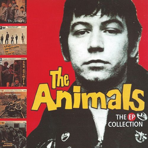 The EP Collection by The Animals